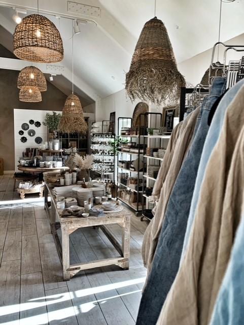 Majas butik